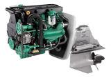 Двигатель Volvo для яхты (10-800HP)