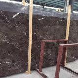 Marmo grigio per lastra di marmo di marmo del mattonella parete del pavimento/delle mattonelle/