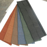 Soncap、BV、ISOは金属の屋根ふきのTile&Roofing石造りの上塗を施してあるシートを証明した