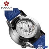 Het originele Horloge van het Roestvrij staal van de Mensen van het Water van Japan Automatische Move't 10ATM Bestand (61081M)