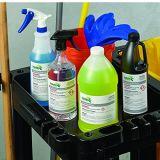Etiquetas resistentes químicas