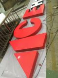 СИД освещая акриловую оптовую продажу СИД знака внешней витрины магазина освещения канала знака письма рекламируя письмо Acrylic внешней витрины магазина знаков горячее