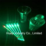 LED는 음료 교반기 인장 로고를 불이 켜진다