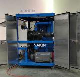 Piezas de importación alemania purificador del aceite de vacío, máquina de filtración de aceite del transformador