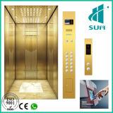 FUJI-Typ Passagier-Aufzug mit gute Qualitätsniedriger Preis-Gearless Zugkraft-Maschinen-Höhenruder-Hersteller