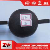 Bola de laminado en caliente de la venta caliente y bola forjada para el molino de bola en Shandong