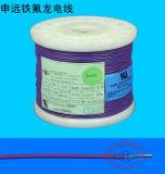 UL10393 26 28 alambre del Teflon del AWG PTFE para los componentes eléctricos