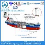 Elektrische tiefe Vertiefungs-Ladung-Pumpe für Öl-/Chemikalien-Tanker