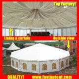 in tenda laterale libera della Cina multi per l'ospite di Seater della gente del diametro 10m 100 di unione