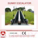 Im FreienEscalator mit Colorful Rubber Handrails, Sn-Es-Od036