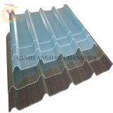 ガラス繊維の天窓FRPの透過パネル