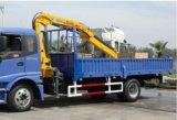 De Vrachtwagen van de Kraan van 3.2 Ton XCMG