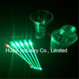 LED leuchten Cocktail-Mischer-Abdruck-Firmenzeichen