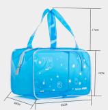 Zak van pvc Swimwear van de Zak van de douane de Kleurrijke Plastic Zwemmende Mooie Zachte