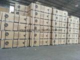 madera contrachapada natural de la suposición de la chapa de la cereza de 3-20m m de la fábrica de Linyi