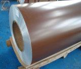 나무로 되는 알루미늄 입히는 코일 1235 합금
