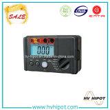 verificador GD-501 da resistência de isolação 1kV