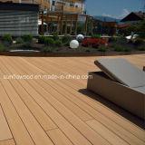 Material compuesto plástico de madera sintetizado del Decking para el suelo de WPC