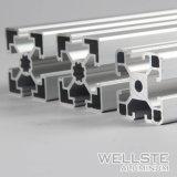 Het structurele Aluminium t-Ingelaste Profiel van de Uitdrijving van het Aluminium van het Systeem van het Frame