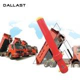 기술설계 기계장치 덤프 트럭 트레일러는 임시 유압 기름 실린더를 골라낸다