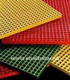 Grata modellata FRP/Fiberglass multicolore