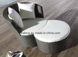 L'intérieur de meubles en rotin Salon Table à café de café de table Table à café de l'hôtel