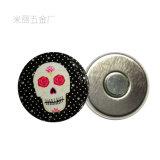 装飾ボタンのバッジのRefrigeratrのカスタムホーム磁石