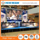 P5/P6mm屋外LEDの印を広告するデジタルComercial