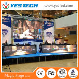 P5/P6mm 옥외 LED 표시를 광고하는 디지털 Comercial