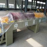 High-Efficent décanteur d'horizontale pour l'alimentation de déshydratation des boues centrifuge