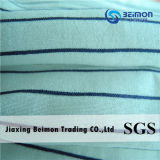 셔츠를 위한 매끄럽고, 연약한 Breathable 질 직물을%s 가진 22mm 15%Silk 85% 비스코스