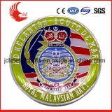 Professionelle kundenspezifische Armee-engagierte Militärgedenkmünzen