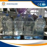 botella 10L que bebe la máquina de rellenar del agua mineral