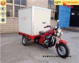 SaleのためのBoxの閉鎖Auto Vehicle Closed Bajaj Cargo Rickshaw