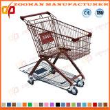 Qualitäts-Euroart, die Supermarkt-Einkaufen-Laufkatze (ZHt270, übergibt)