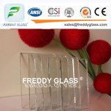 8mmの超明確なフロートガラスの建物ガラス
