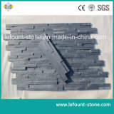 Il nero/pietra colorata arrugginita/colore giallo/verde/colore rosa/bianca/multi della coltura per il rivestimento della parete/decorazione del giardino