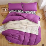 高品質の安い価格の寝室の寝具の敷布セット