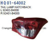 Autohelle Tai-Lampen-Hyundai-großartiger LimousineI10 Hatchback 2014 (92402-B4000/92401-B4000/92401-B4400/92402-B4400)