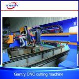 CNC van de brug Plasma/Machine van Beveling van het Gat van de Vlam de Scherpe voor het Metaal van het Blad van de Plaat van het Roestvrij staal