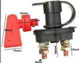 Boots-LKW-Batterie-Isolierscheibe-Trennung abgeschnittener Energien-Abbruchs-Schalter des Auto-12V-24V