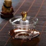 De aangepaste Theestellen van de Kungfu van de Kom van de Thee van het Glas van de Kop van de Thee van het Embleem