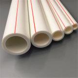 Bonne pipe en plastique de tube d'approvisionnement en eau du vert PPR de matière première de PPR