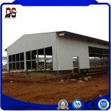 Oficina Prefab da construção de aço da fabricação do painel de sanduíche