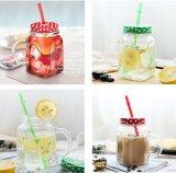 중국 공장 도매 음료 창조적인 주스 음료수잔 식품 보존병