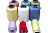 Garen Spandex Van uitstekende kwaliteit van de Polyester van China het In het groot Behandelde Lucht