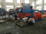 Riciclaggio della pressa per balle d'imballaggio del metallo della macchina della ferraglia della macchina