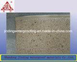 Membrana impermeable auta-adhesivo Pre-Aplicada del HDPE para los materiales de construcción