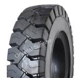 La manutention des matériaux solides avec des pneus EMR, l'ETRTO, norme Jatma 28X9-15