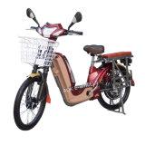 Scooter motorisé à moteur 350W / 450W avec panier et miroir (EB-013D)
